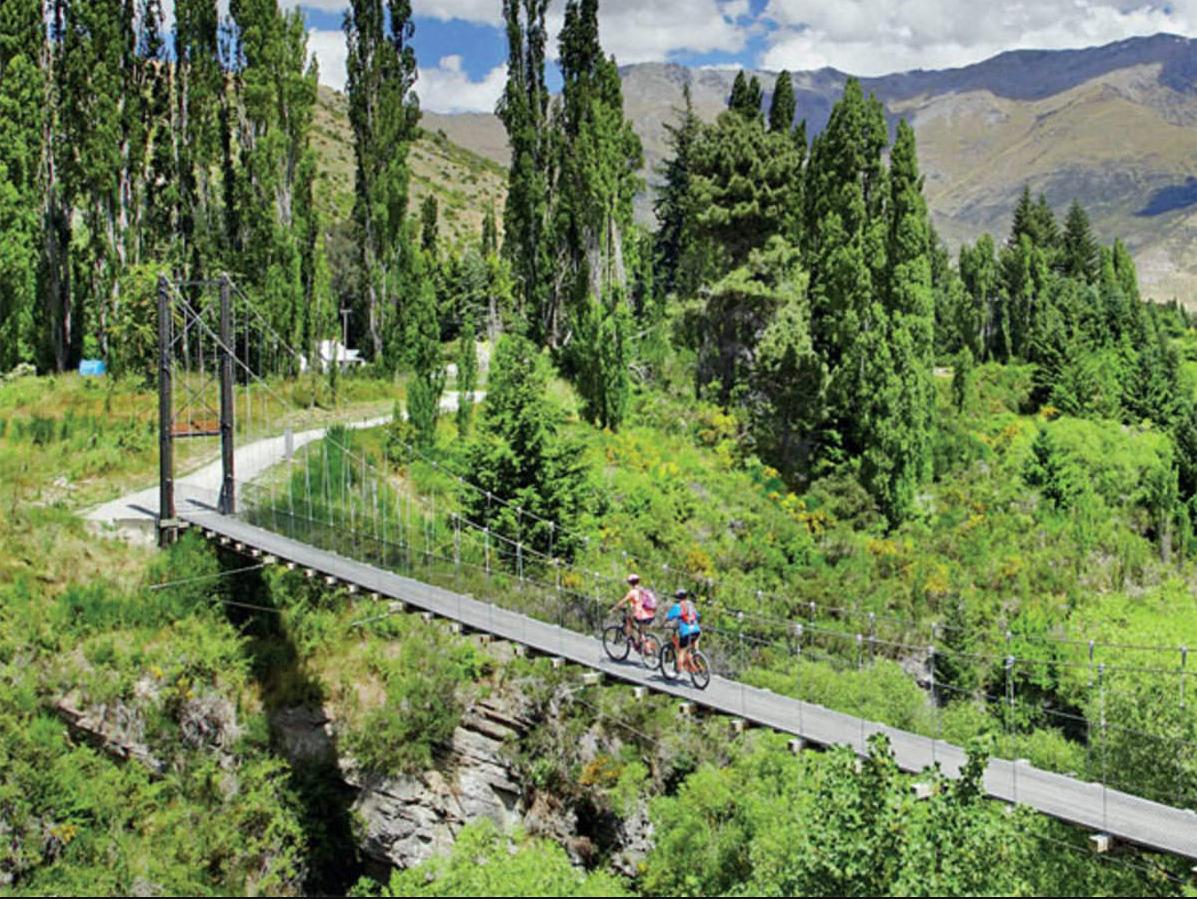 Adventure Travel bike ride